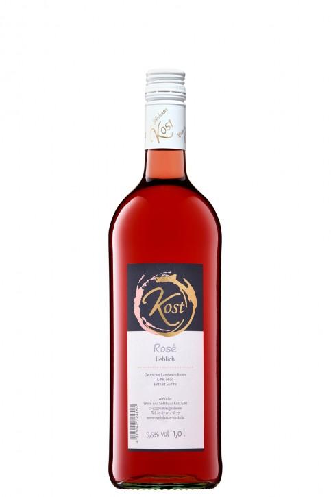 2019 Rosé -lieblich- 1,0l