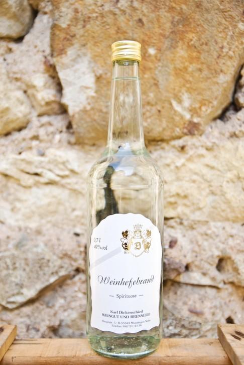 Hefe-Branntwein 0,7 l
