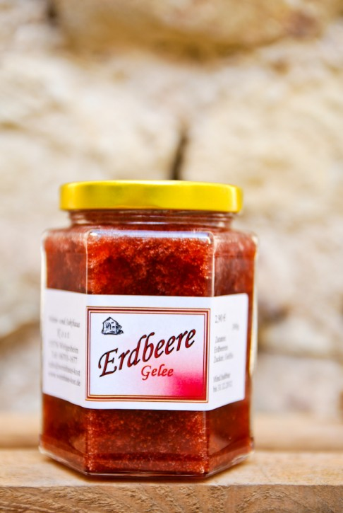 Erdbeer-Marmelade 300g