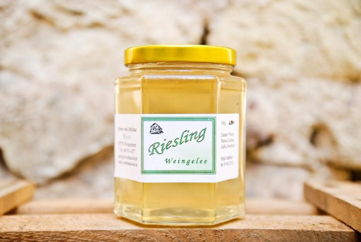 Riesling-Weingelee 300g