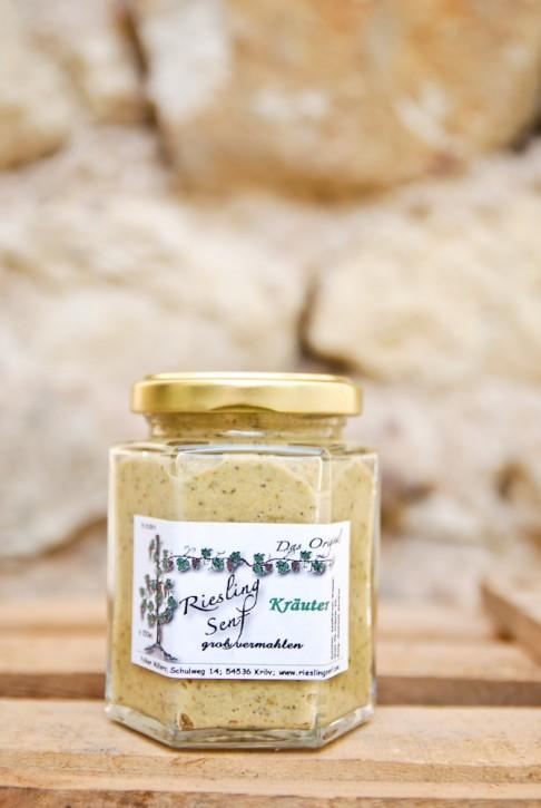 Riesling-Senf `Kräuter`200ml